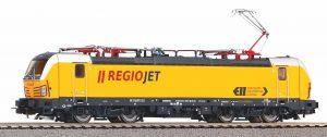 PIKO #59591 E-Lok BR 193 Regiojet VI + DSS