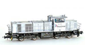 MEHANO/LEMKE – Diesellok Vossloh G1000 BB – Die Universallok