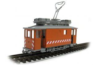 FERRO-TRAIN/Leopold Halling/Stängl – Arbeitswagen