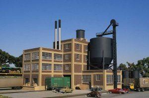 FALLER/WALTHERS 534141 Reifenfabrik