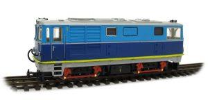 FERRO-TRAIN/Leopold Halling/Stängl – Die Blaue 2095