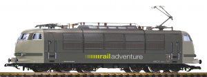 PIKO 37442 G-E-Lok/Sound BR 103 RailAdventure VI