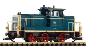 PIKO 37526 G-Diesellok BR260 DB IV