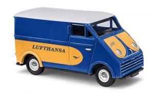 BUSCH 40934 DKW 3=6 Kastenwagen, Lufthansa