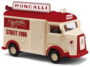 BUSCH 41930 Citroën H, Roncalli, Street Food