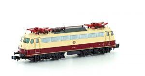 LEMKE-HOBBYTRAIN - H28011 Hobbytrain E-Lok BR 112 DB Ep.IV, TEE (ex Rheingold)