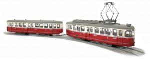 FERRO-TRAIN/Leopold Halling/Stängl – Die Museumsgarnitur C1-c1