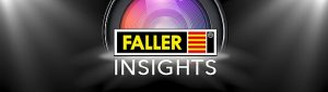 Ein neuer FALLER INSIGHTS Live-Stream am 16. April um 20.15 h