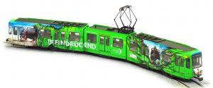FERRO-TRAIN/Leopold Halling/Stängl – Hannover TW6000 Zoo – Beeindrückend!