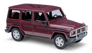 BUSCH Mercedes-Benz G-Klasse 08 mit Frontramme 51471