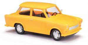 BUSCH 53100 Trabant P601 Limousine, Orange FORMNEUHEIT