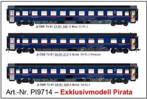 LS Models & Jägerndorfer Spur H0 / LEMKE – Europride Vienna
