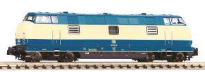PIKO 40504 N-Diesellok BR 221 Beigeblau DB IV + DSS Next 18