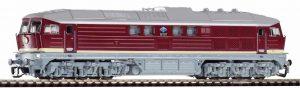 PIKO 47327 TT-Diesellok BR 131 DR IV + PluX16