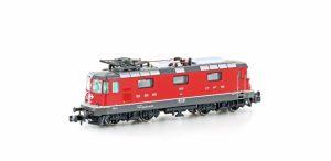 HOBBYTRAIN/LEMKE  – Re 4/4 II mit Einholmstromabnehmer und Klimaanlage