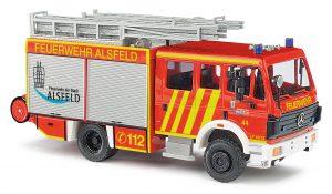 BUSCH 43819 Mercedes-Benz MK94 1224, Feuerwehr Alsfeld