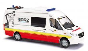 BUSCH Mercedes Sprinter, Robotik-Leitwagen DRZ 52615
