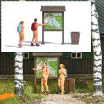 BUSCH 7947 Nacktwanderer