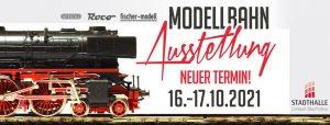 Modellbahn Ausstellung – Stadthalle Limbach – 16.-17.10.2021