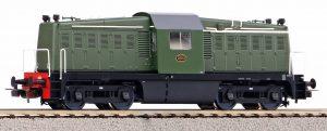PIKO 52461 Diesellok Rh 2000 NS III